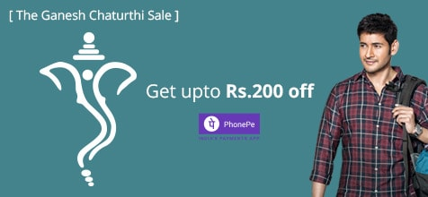 Upto Rs.200 Off