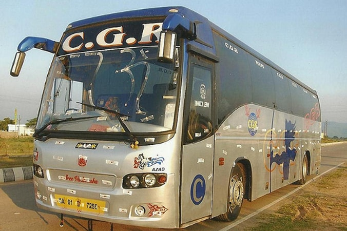 Cgr Travels Online Bus Booking Get Upto 20 Max Rs 125
