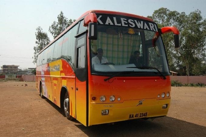 Sree Kaleswari Travels Online Booking