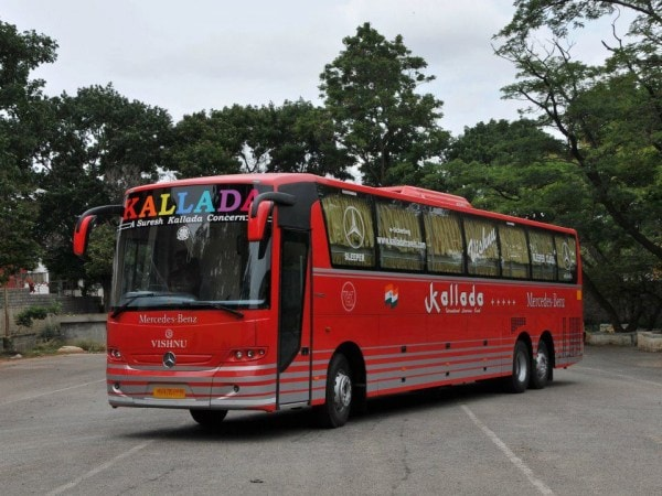 Kallada Volvo Bus Photos on Quotesfabcom