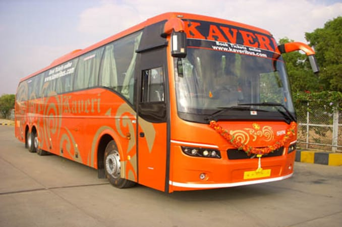Kaveri Travels Kaveri Travels Online Bus Booking Get
