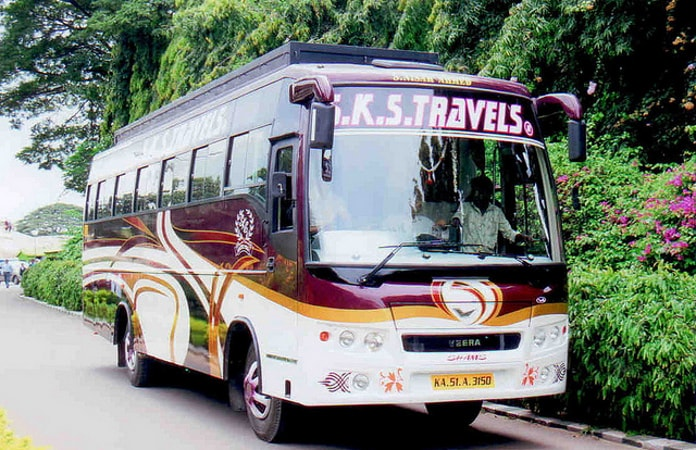 SKS Travels - SKS Travels Online Bus Booking - Get upto Rs.125 Discount & Flat 100% Money Back ...