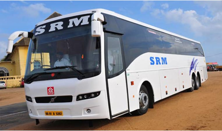 SRM Travels - SRM Travels Online Bus Booking - Get upto Rs ...