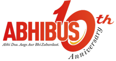 abhibus 10th anniversary