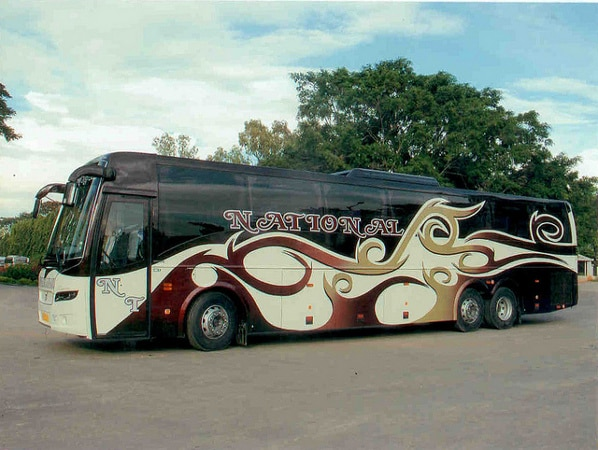 National Travels Online Bus Booking Upto Rs 100 Off Rs 850 Cash