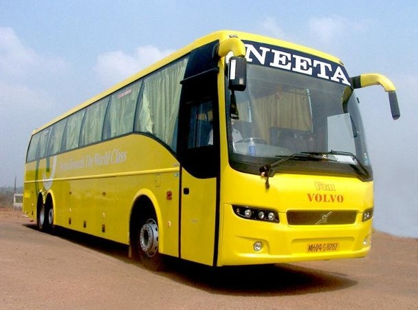 Neeta Travels Bus Ticket Booking Online Bus Reservations