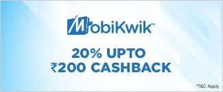Upto Rs.200 Super Cash from Mobikwik