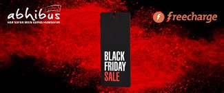 Black Friday Sale - Upto Rs.225 Off on all Bus Bookings using Freecharge