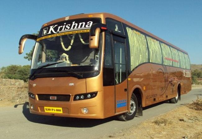 Krishna Travels Online Bus Booking