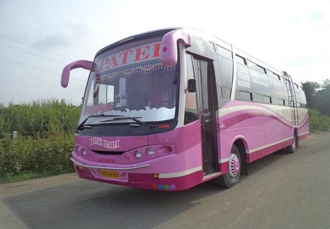 Patel Travels Ahmedabad Ticket Booking