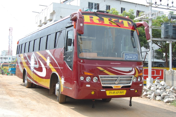 Chennai To Bangalore Travels Online Booking