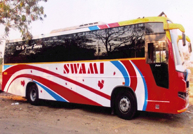 Swami Travels Online Bus Booking Get Upto Rs 1000 Cash