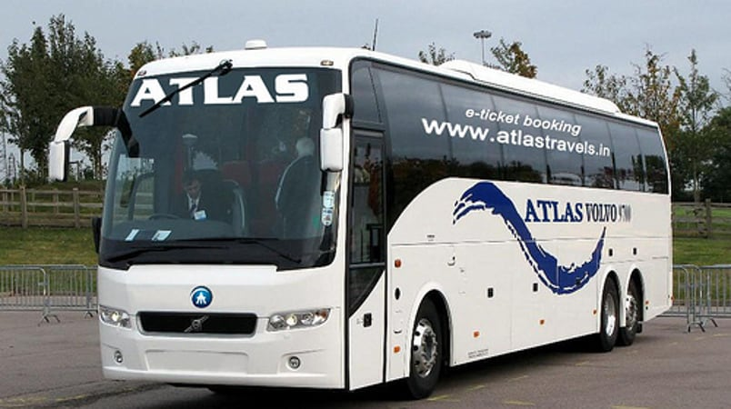 Atlas Travels Online Bus Booking - Get Upto Rs.100 Off ...