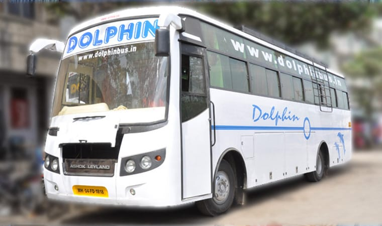 Dolphin Travel Hosue Travels Online Bus Booking - Get 50% Discount on Bus Booking at Abhibus