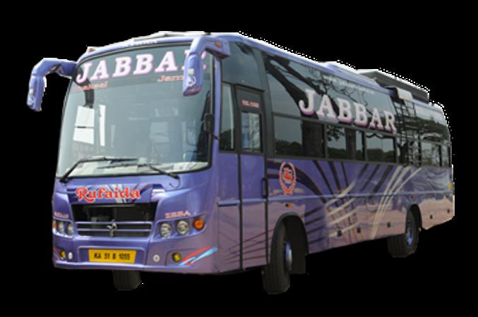 Jabbar Travels Online Booking