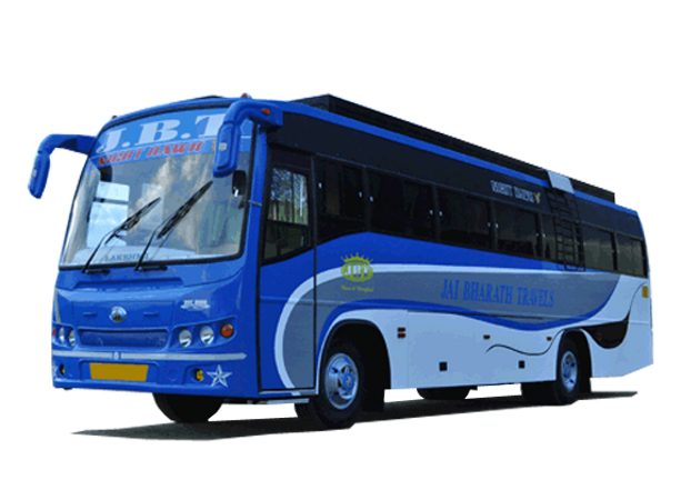 India Tours And Travels Bus Review