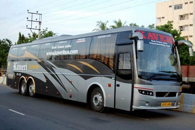 Kaveri Travels Online Bus Booking Get Upto Rs 500 Off On
