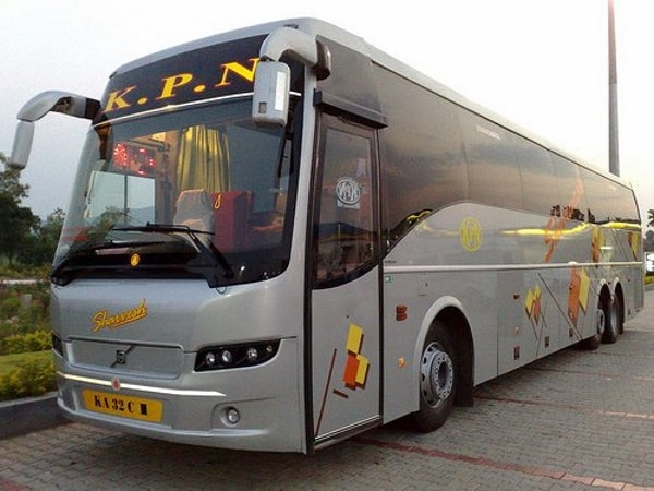 KPN Travels - KPN Travels Online Bus Booking - Get Upto Rs.850 Cash Back on Bus Booking at Abhibus