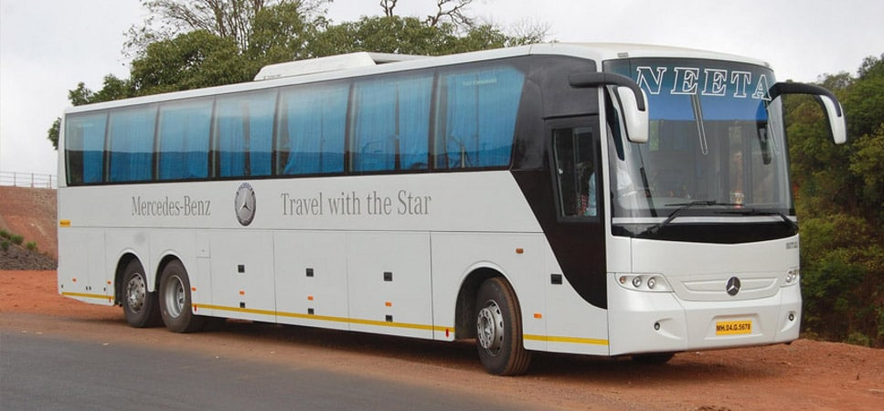 neeta travels bus ticket booking online  bus reservations