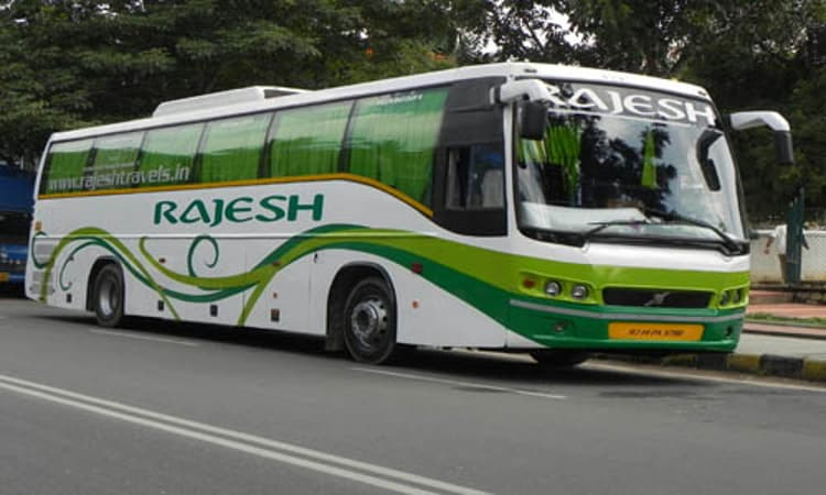 Rajesh Travels Online Bus Booking - Get 50% Discount on Bus Booking at Abhibus