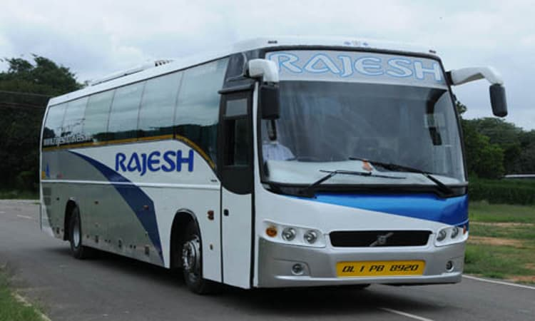 Rajesh Travels Online Bus Booking - Get Upto Rs.1000 Cash Back on Bus Booking at Abhibus