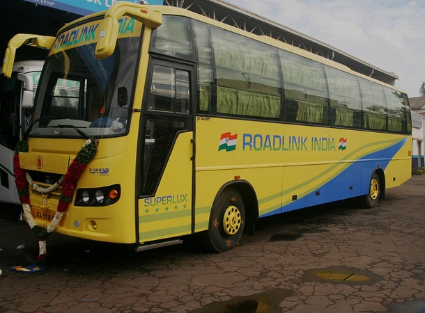Roadlink India Travels Online Bus Booking - Get 50% Discount on Bus Booking at Abhibus
