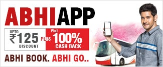 Abhibus discount coupon